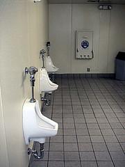 Tramway (3) (Ron of the Desert) Tags: urinals restroom mensroom palmsprings coachellavalley california tram palmspringsaerialtramway mtsanjacinto
