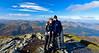 Ben Lomond 2017 Oct-6 (Bigfreddieboy) Tags: 2017 benlomond fred fredyvonne hillwalking lochlomond mountains oct2017 october scotland walking yvonne
