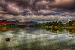 Derwent Water Autumn