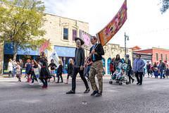 DSC03432 (TanmayThakur) Tags: atx street austin texas tx usa viva la vida 2017 festival dead vivalavida congress 6th 4th 5th sony a7r 28mm f2 parade candid flag