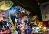Umbrella Stall - Grand Bazaar Tehran Iran (WanderingPhotosPJB) Tags: umbrella iran tehran grandbazaar market shop stall
