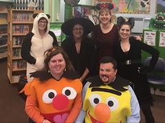 Halloween at Work 2017 (s.kosoris) Tags: work halloween friend friends costume costumes