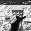 eyecontact (Peter du Gardijn) Tags: pattern dog animals blackwhite ashtray lighter cigarettes terrace marble eyes hond hund chien perro terrasse cane occhi yeux curves shadows greyhound whippet france côtedazur