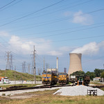 Coal Power Plant And Trains thumbnail
