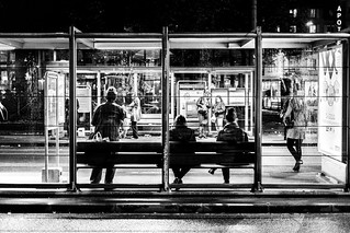 *** Bus Stop ***