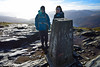 Ben Lomond 2017 Oct-5 (Bigfreddieboy) Tags: 2017 benlomond fred fredyvonne hillwalking lochlomond mountains oct2017 october scotland walking yvonne