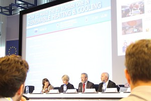 EU Heating and Cooling Conference June 2016