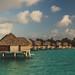 Four Seasons Resort, Bora Bora, French Polynesia.
