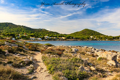 Like a gentle summer breeze... (Yarin Asanth) Tags: friendship november seascape landscape island mallorca poem lovestory path seashore sea yarinasanth gerdkozik gerdkozikphotography