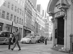 London (davehyper) Tags: mamiya 645 super 45mm sekor c lens ilford delta 100 film photography bw steamer davehyper dave chapman dj