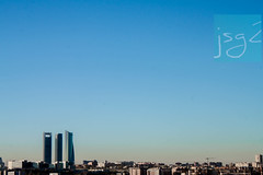 Cuatro Torres Business Area, Distrito - distrito de Fuencarral-El Pardo (Madrid - España) (jsg²) Tags: jsg2 fotografíasjohnnygomes johnnygomes fotosjsg2 viajes travel unióneuropea europa europe ue europeanunion reinodeespaña español española spain madrid villaycorte losmadriles lacapital cuatrotorresbusinessarea torrecepsa torrebankia torrerepsol torrepwc torredecristal torreespacio distritocastellananorte barriodelapaz distritodefuencarralelpardo