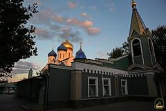 55. Прп. Кукши Одесского. Всенощное бдение 29.09.2017