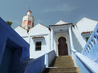 The mosque of Chefchaouen EXPLORED!