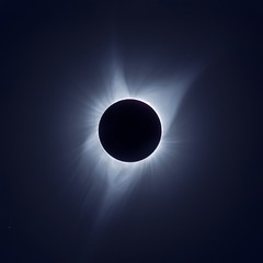 Ethereal (Bereno DMD) Tags: wow venus pacificnorthwest pnw blue heavens heaven space solarflare flare corona amazing experience onceinalifetime clear sky view sun star celestial ethereal thegreatamericaneclipse oregon solareclipse eclipse solar lunar