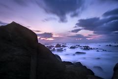 Troncones Guerrero Mexico (Bravo Fotografia) Tags: mexico mexique mexicomagico vivir playa beach coast costa guerrero mar sea ocean oceano nubes clouds sky cielo sun sunset atardecer