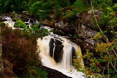 Waterfall. Scotland. (ost_jean) Tags: scotland ostjean nikon d5200 350 mm f18