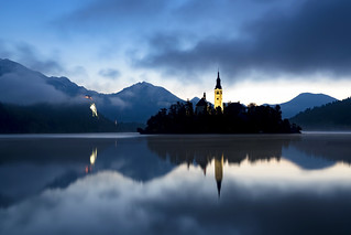 The Lake In Bled