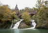Elzbach-Wasserfall (Henry der Mops) Tags: mg1915 eifel elz bach stream wasser wasserfall water waterfall maifeld mplez henrydermops canoneos6d canonlens24105mm langzeitbelichtung longexposure steinbrücke