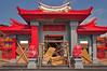 Chinese temple in Singaraja, Bali (bruno vanbesien) Tags: bali indonesia singaraja temple id