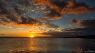 Monday morning sunrise