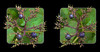 Berries Extreme Hyper - Parallel 3D (DarkOnus) Tags: pennsylvania buckscounty panasonic lumix dmcfz35 3d stereogram stereography stereo darkonus closeup macro berries extreme hyper hyperstereo parallel oob