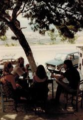Mot Izmir 1982 (gustafsson_jan) Tags: greklandturkietjuli1982 turkiet bilresa rastplats ebbegustafsson gunnelgustafsson