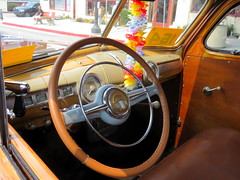 20160819 Californie Pacific Grove - Concours Auto Rally - Ford Super DeLuxe Woody Station Wagon -(1948)-003 (anhndee) Tags: usa californie california pacificgrove classiccars voituresanciennes