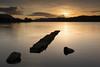 Kinlocard sunrise (Katherine Fotheringham) Tags: kinlochard sunrise scotland long exposure reflections