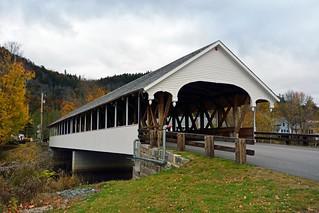 Stark Covered Bridge, NH