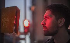 RED (Cruz-Monsalves) Tags: portrait retrato semáfoto rojo red luces luz light lights