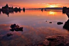 Mono lake morning (sb_clckr) Tags: monolake monocounty tufas sun sky california beautifulmorning sunrise sierra