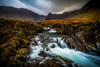 Cuillin Cascade (Augmented Reality Images (Getty Contributor)) Tags: longexposure landscape isleofskye scotland leefilters highlands fairypools water mountains waterfall river canon rocks island clouds glenbrittle unitedkingdom gb