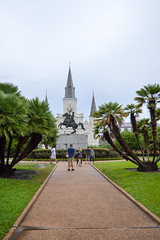 Jackson Square (*~Dharmainfrisco~*) Tags: dharma dharmainfrisco 2016 new orleans louisiana south southern state usa jackson square heart city downtown french quarter history historic music church st louis cathedral pirate alley