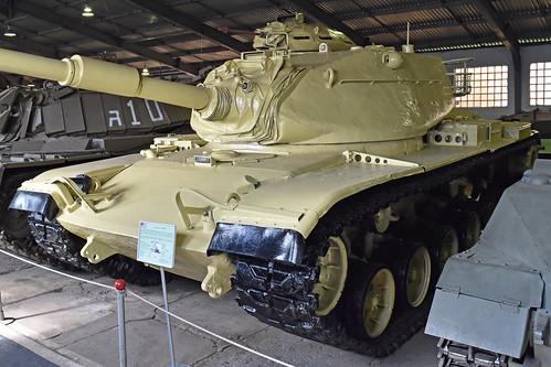 Iranian M60A1 – Kubinka Tank Museum