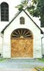 Slovakia.  September 25th. 2001 (Cynthia of Harborough) Tags: 2001 architecture art churches doorways entrances trees