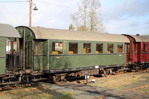 HC: Personenwagen KHH 15 in Naumburg