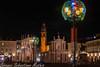 Luci d'artista (Lorenzo Mathis Photographer) Tags: piazzasancarlo notte light luce lucedartista torino torinobynight chiesa architettura