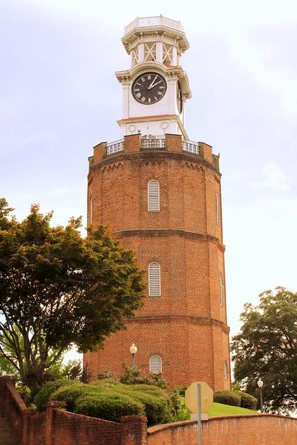 Rome Clock Tower - Rome, GA