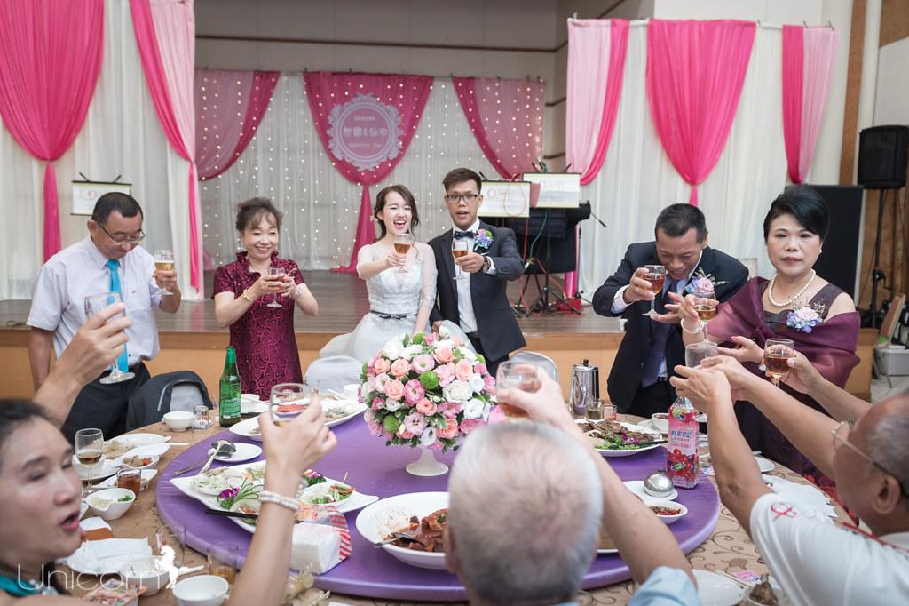 《婚攝一条》世國 & 仙宇 / 谷巴渡假村餐廳