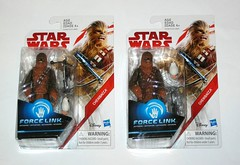 chewbacca with porg star wars the last jedi red and white card basic action figures force link 2017 hasbro porg above and below bowcaster version variant mosc (tjparkside) Tags: chewbacca with porg wookie porgs bowcaster weapon weapons rifle variant version packaging above star wars last jedi tlj episode 8 eight vii force link basic action figure figures hasbro disney 2017 friday first 1st september activated activation red white card 5poa 5 poa kylo ren viii