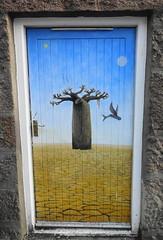 Aberdeen Surrealism (Ian Robin Jackson) Tags: aberdeen scotland art painteddoorsaberdeen scottishart surrealism patterns sony zeiss
