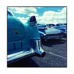 eight ball day #10 • thise, france • 2017 (lem's) Tags: 8 eight ball day 10 thise besancon teddy cruisers pin up classic vintage car automobile zenza bronica