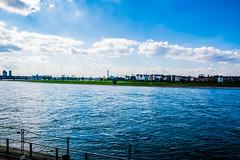 Rhein Düsseldorf (sinam777) Tags: rhein deutschland germany düsseldorf hafen medienhafen dusseldorf