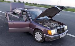 Mercedes W124 (w124zbyszek) Tags: mercedes benz w124 300d 3d model 1992