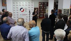 """Inauguración de la exposición de pinturas de Rubén Darío Carrasco • <a style=""""font-size:0.8em;"""" href=""""http://www.flickr.com/photos/136092263@N07/37009882683/"""" target=""""_blank"""">View on Flickr</a>"""