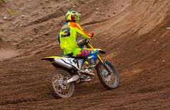 Kelly Up The Jump (John Kocijanski) Tags: motorcycle motocross vehicle people canon70300mmllens canon7d rider race sport