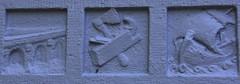 War memorial (:Linda:) Tags: germany thuringia town hildburghausen park warmemorial wwi bridge