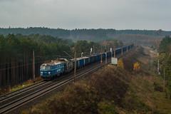 ET22-202+SM42-1284 (arkadiusz1984) Tags: et22 d29131 magistralawęglowa freighttrain train
