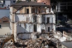demolition (mbeo) Tags: mbeo demolizione casa interno albergo distruzione muri house demolition hotel destruction walls