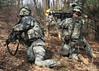 20170315-A-FJ190-010 (Four-Horseman) Tags: ruck march infantry 1id nvg scopes m4a1 saw rifle ach iotv platoon squad leader korea weapon ocp acu handgrip snow breach tunnels trees blackhawk uh60 flying helicopter grass camoflauge ranger sgt pfc spc cpl boots infantrymen formation loyalty courage chosenones straps eyepro rucking mountains city koreanflag m249 pouches medic mags clips teamwork battle buddy cover awg smoke pink green blue campcasey apo ap